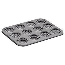 Buy Cake Boss 12 Cup Moulded Flower Baking Tray Online at johnlewis.com