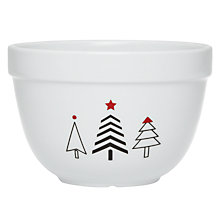 Buy John Lewis Christmas Pudding Basin Online at johnlewis.com