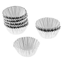 Buy John Lewis Metallic Mini Cupcake Cases Online at johnlewis.com