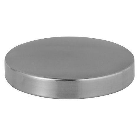 Buy John Lewis Stainless Steel Window Food Storage Container Online at johnlewis.com
