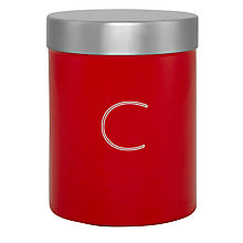 Buy House by John Lewis Coffee Canister Online at johnlewis.com