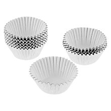 Buy John Lewis Metallic Cupcake Cases Online at johnlewis.com