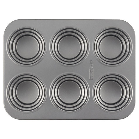 Buy Cake Boss 6 Cup Stacked Cakelette Tin Online at johnlewis.com