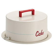 Buy Cake Boss Metal Cake Carrier Online at johnlewis.com