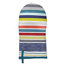 Buy John Lewis Scandi Stripe Oven Mitt Online at johnlewis.com