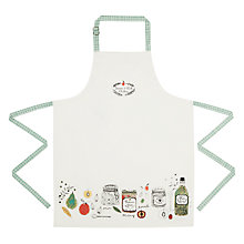 Buy John Lewis Preserving Apron Online at johnlewis.com