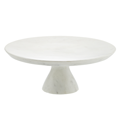 John Lewis Croft Collection Marble Cake Stand