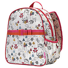 Buy Babymel Buzzy Bee Backpack, Pink/Multi Online at johnlewis.com