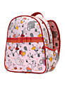 Babymel Tea Party Backpack, Pink/Multi