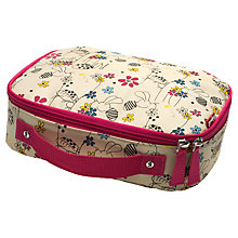 Buy Babymel Buzzy Bee Lunch Bag, Pink/Multi Online at johnlewis.com