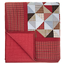 Buy John Lewis New England Patchwork Bedspread Online at johnlewis.com
