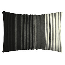 Buy House by John Lewis Felt Stripe Cushion Online at johnlewis.com