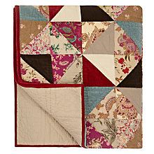 Buy John Lewis Patchwork Bedspread Online at johnlewis.com