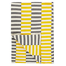 Buy House by John Lewis Domino Blocks Throw Online at johnlewis.com