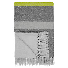 Buy John Lewis Copenhagen Stripe Throw Online at johnlewis.com