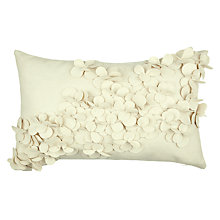 Buy John Lewis Irisa Flower Cushion Online at johnlewis.com