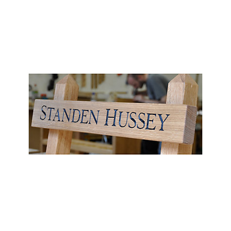 Buy The Oak And Rope Company Personalised House Sign Online at johnlewis.com
