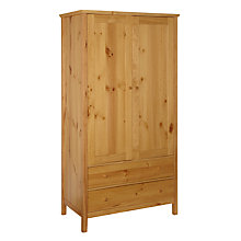 Buy John Lewis Wilton 2 Door Wardrobe Online at johnlewis.com