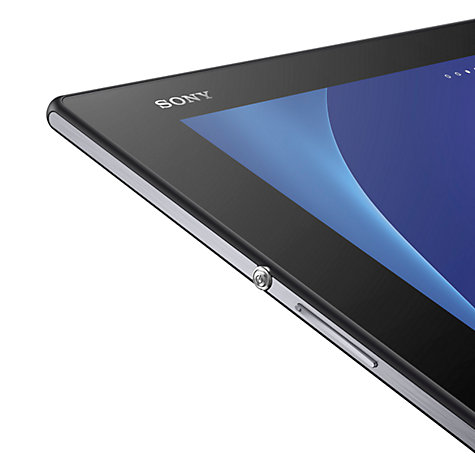 "Buy Sony Xperia Z2 Tablet, Snapdragon 801, Android, 10.1"", NFC, Wi-Fi, 16GB, Black Online at johnlewis.com"