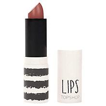 Buy TOPSHOP Lips - Satin Online at johnlewis.com
