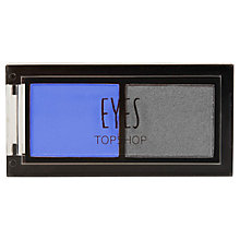 Buy TOPSHOP Eye Duo Eyeshadow Online at johnlewis.com