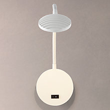 Buy John Lewis Mikkel LED Task Wall Light Online at johnlewis.com
