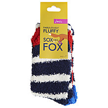 Buy Joules Fabulousy Fluffy Socks Online at johnlewis.com