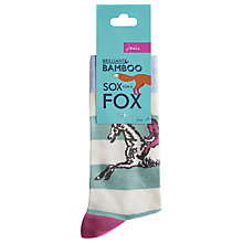 Buy Joules Brill Bamboo Ankle Socks Online at johnlewis.com