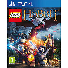 Buy LEGO The Hobbit, PS4 Online at johnlewis.com