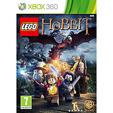 Buy LEGO The Hobbit, Xbox 360 Online at johnlewis.com