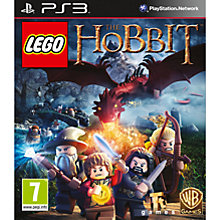 Buy LEGO The Hobbit, PS3 Online at johnlewis.com
