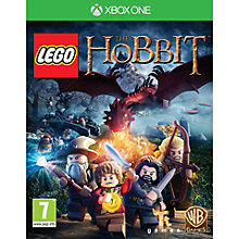Buy LEGO The Hobbit, Xbox One Online at johnlewis.com