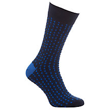 Buy Kin by John Lewis Kinetic Dot Socks, Pack of 2, One Size Online at johnlewis.com