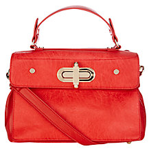 Buy Oasis Sami Top Handle Satchel Handbag Online at johnlewis.com
