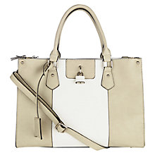Buy Oasis Tamsin Triple Compartment Handbag Online at johnlewis.com