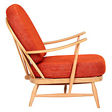 Buy ercol Windsor 206 Armchair, Cayenne Orange Online at johnlewis.com
