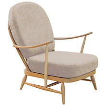Buy ercol Windsor Beech Chair Online at johnlewis.com