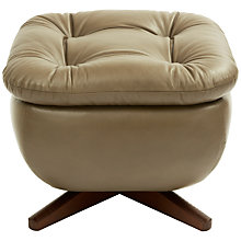 Buy Parker Knoll Statesman Como Footstool Online at johnlewis.com