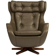 Buy Parker Knoll Statesman Como Leather Recliner Chair Online at johnlewis.com
