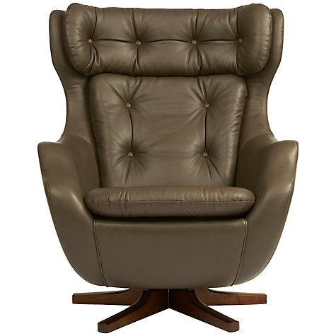 Buy Parker Knoll Statesman Como Leather Recliner Chair John Lewis