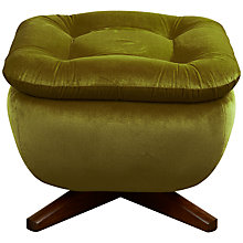 Buy Parker Knoll Statesman Footstool Online at johnlewis.com