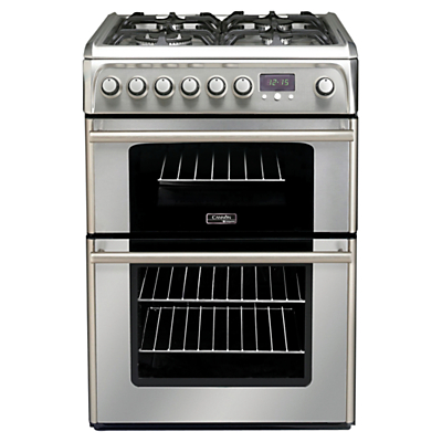Hotpoint Cannon CH60DPFS Dual Fuel Cooker