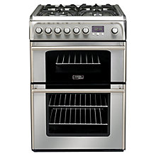 Buy Hotpoint Cannon CH60DPFS Dual Fuel Cooker Online at johnlewis.com