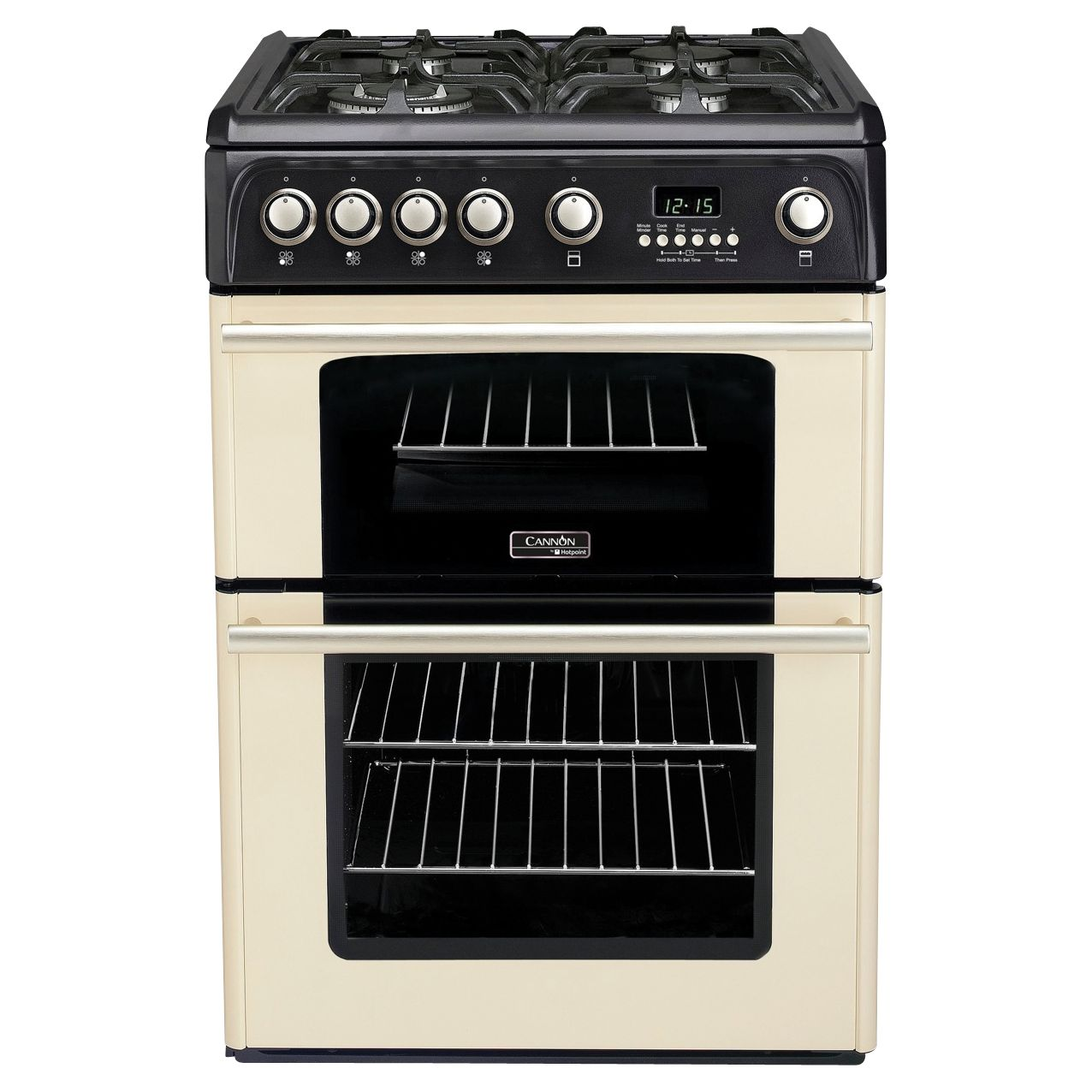 Hotpoint Cannon CH60GP Gas Cooker Cream
