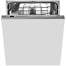 Buy Hotpoint LTF8B019CUK Integrated Dishwasher Online at johnlewis.com
