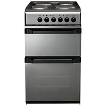 Buy Indesit IT50ES Electric Cooker Online at johnlewis.com