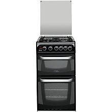 Buy Hotpoint Cannon CH50GCI Gas Cooker Online at johnlewis.com