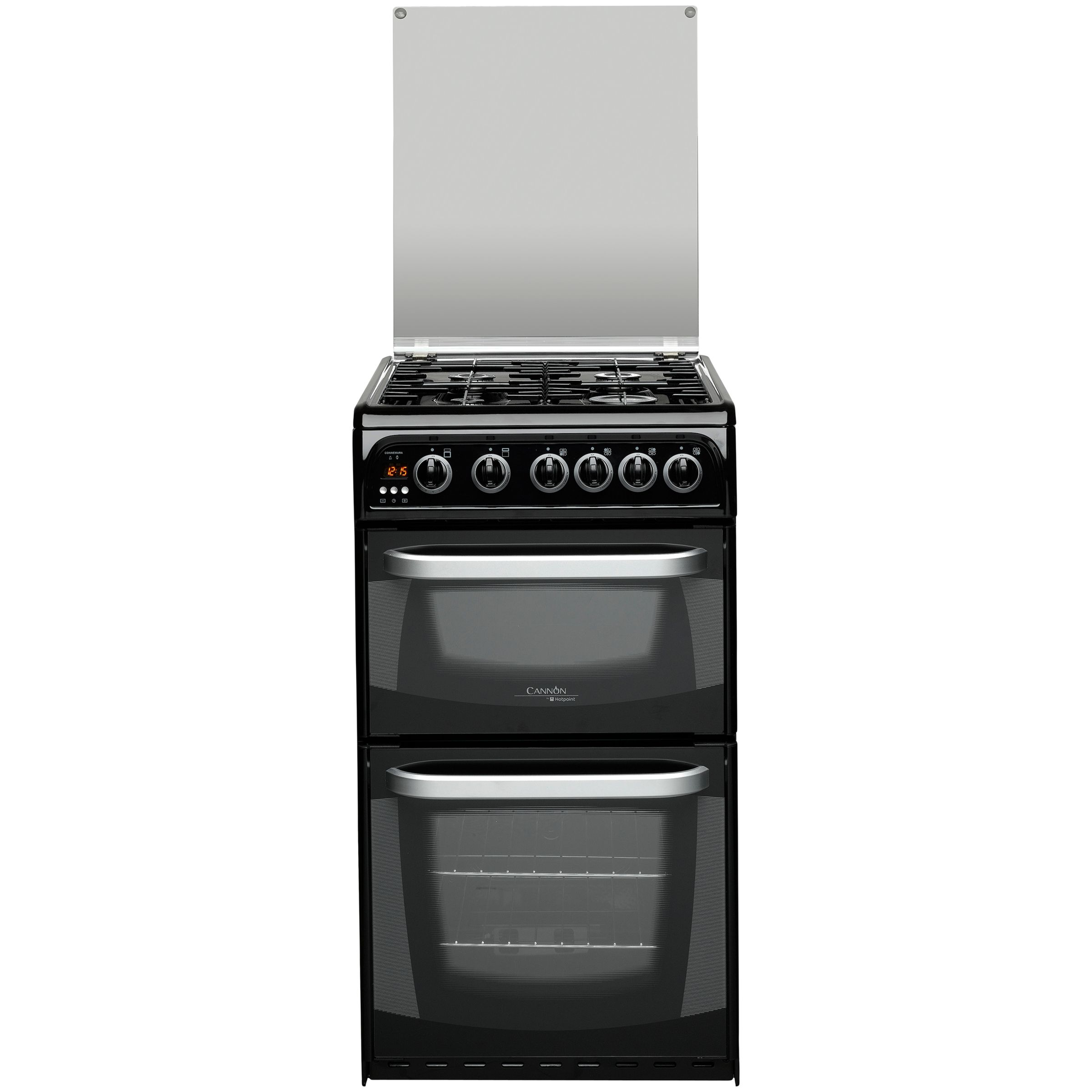 Hotpoint Cannon CH50GCI Gas Cooker Black