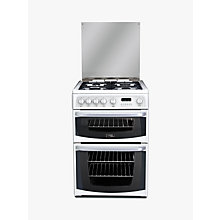 Buy Hotpoint Cannon CH60GCI Gas Cooker Online at johnlewis.com