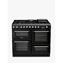 Buy Hotpoint Cannon CH10456GFS Dual Fuel Range Cooker, Anthracite Online at johnlewis.com